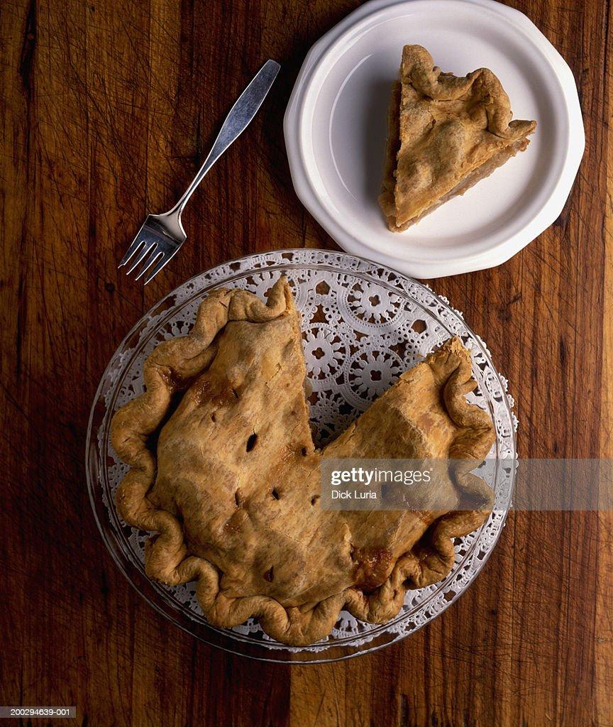 apple pie : Stock Photo