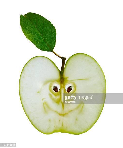apple - smile