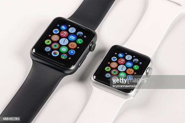Apple Stainless Steel Watches 38mm and 42mm