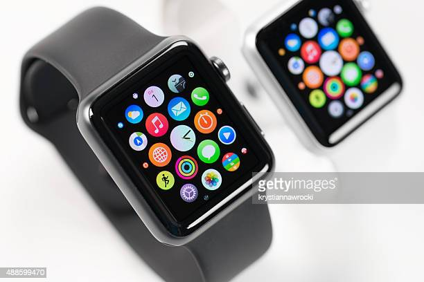 Apple Stainless Steel Watches