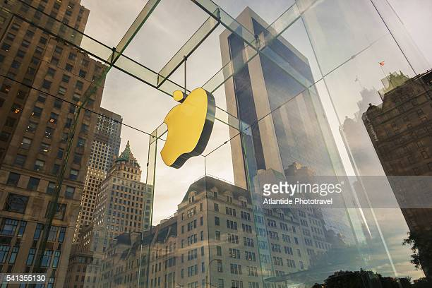 Apple Store at Central Park South, 5th Avenue