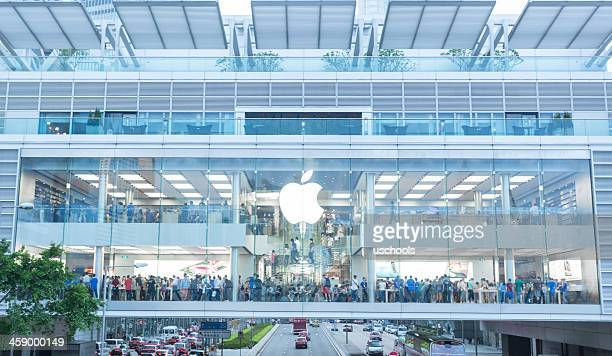 Apple Store in HongKong, China