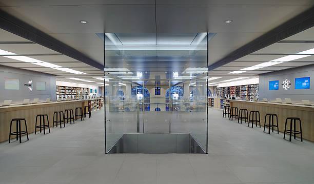 apple store london united kingdom architect gensler pictures