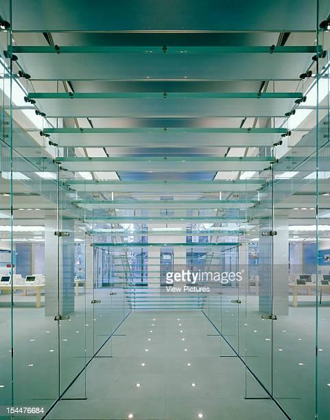 Apple Store London United Kingdom Architect Gensler Apple Store