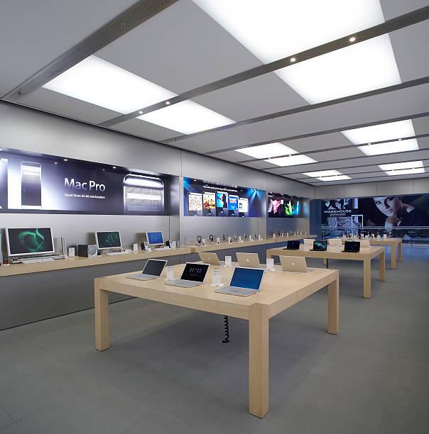 apple store manchester united kingdom architect gensler pictures