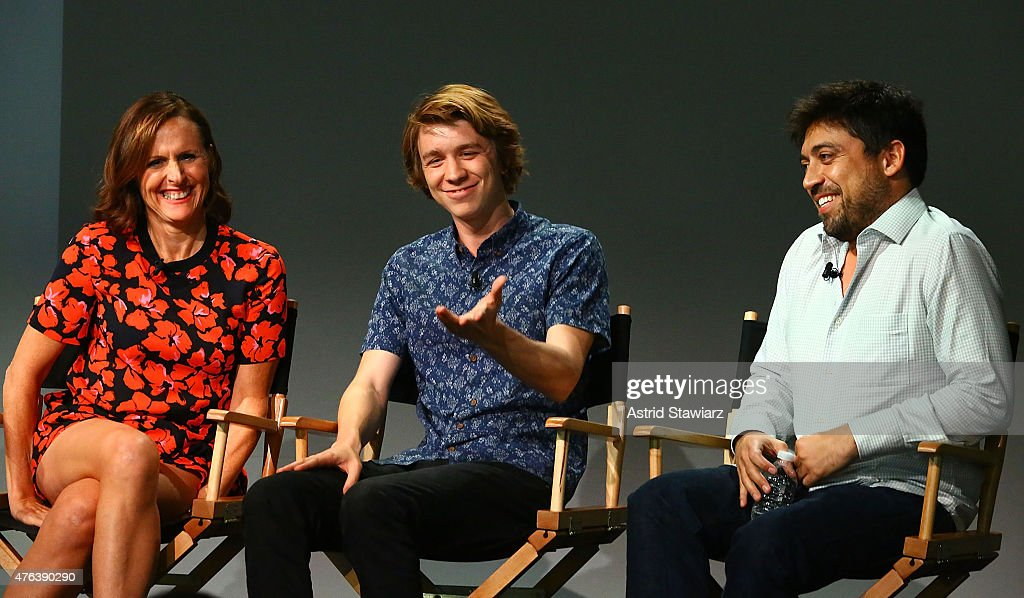 "Apple Store Soho: Alfonso Gomez-Rejon, Molly Shannon, Thomas Mann, ""Me and Earl and the Dying Girl"""