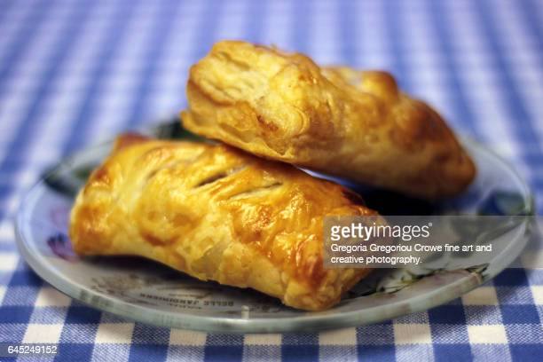 apple strudel - gregoria gregoriou crowe fine art and creative photography. stock pictures, royalty-free photos & images