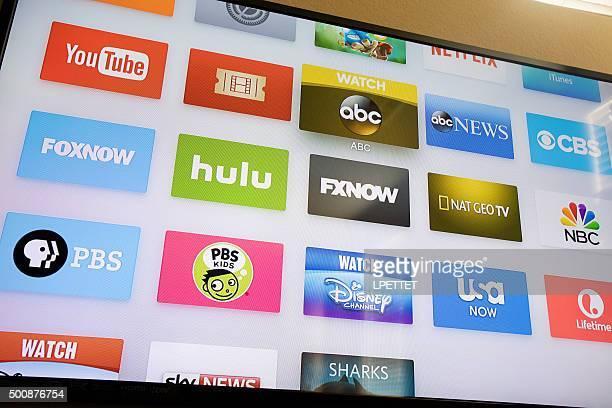 Apple TV - 4th Generation 2015