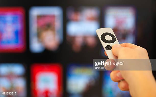 apple tv - television show stock-fotos und bilder