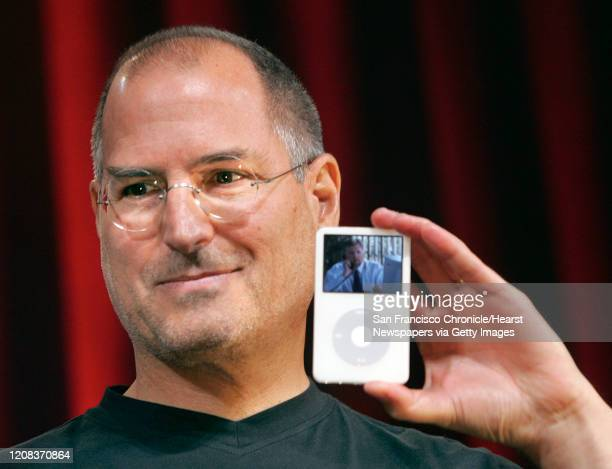 APPLE_0149_fljpg Apple unveiled its muchanticipated video iPod Wednesday along with a slew of additional products and deals that included a content...
