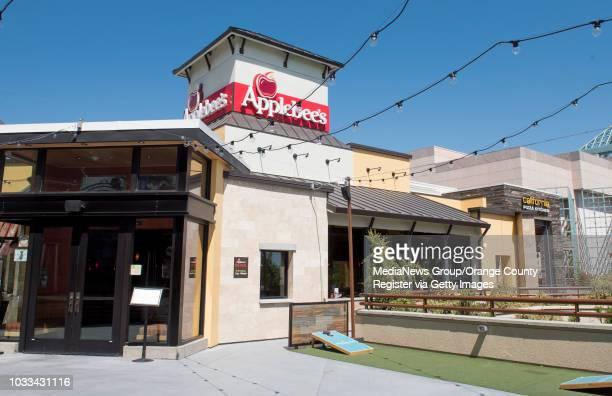 Applebee's at MainPlace Mall in Santa Ana on Thursday May 18 2017