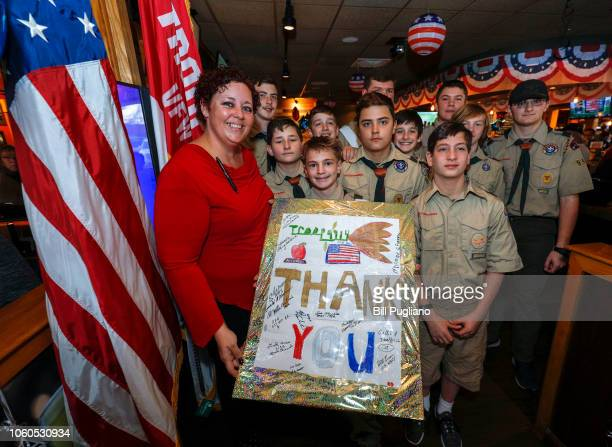 Applebees® Neighborhood Grill Bar aims to serve one million free meals to neighborhood military heroes this Veterans Day on Sunday November 11 2018...
