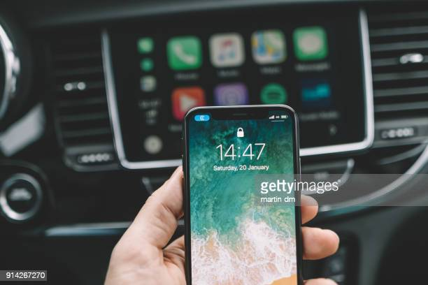 AppleCarPlay auf iPhone X