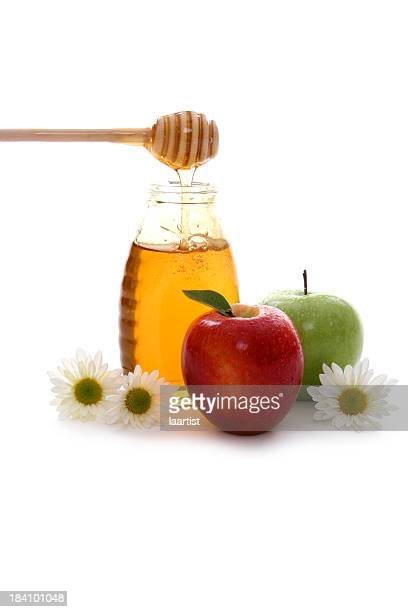 Apples and honey 2.