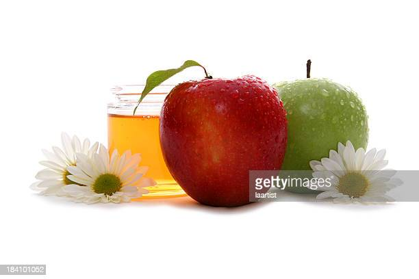 Apples and honey 4.