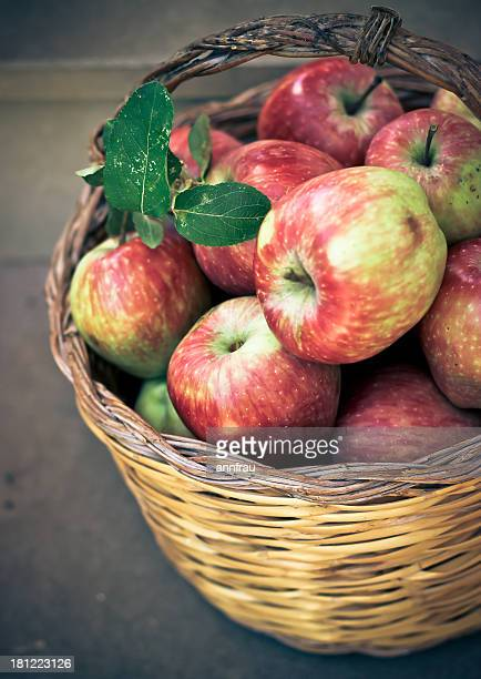apples - annfrau stock pictures, royalty-free photos & images