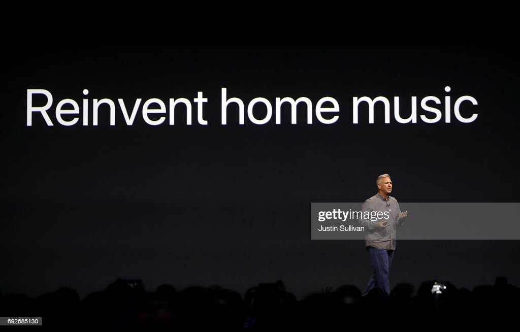 Keynote Address Opens Apple Worldwide Developers Conference : News Photo
