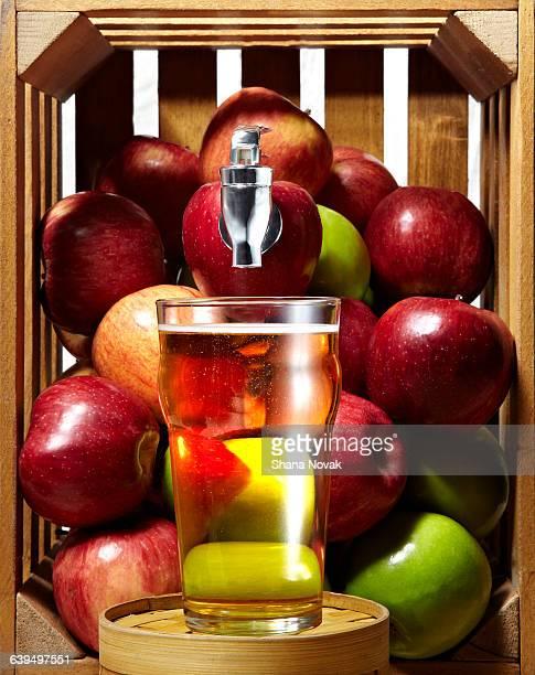 Apples Tapped for Hard Cider