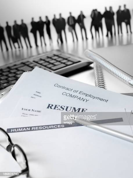 Application for Employment and Human Resources