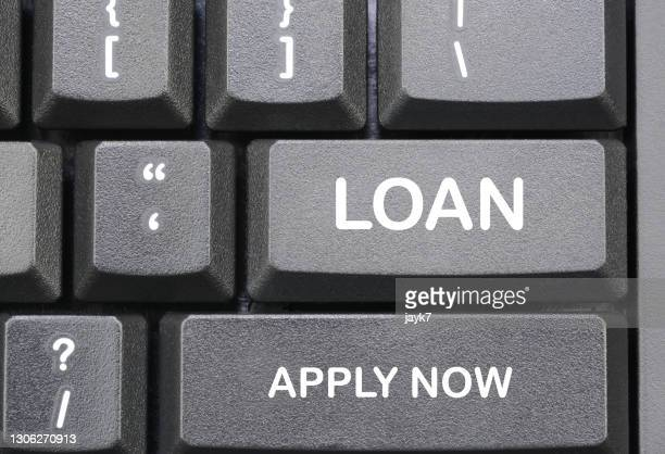 applying for loan - loan stock pictures, royalty-free photos & images