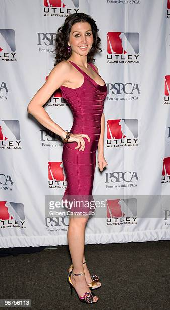 Apprentice 3 contestant Erin Elmore attends the 3rd Annual Utley AllStars Animal Casino Night to benefit the Pennsylvania SPCA at The Electric...