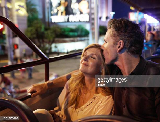 JOHN Approachable Dreams Episode 101 Pictured Connie Britton as Debra Newell Eric Bana as John Meehan
