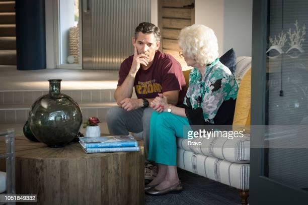 JOHN 'Approachable Dreams' Episode 101 Pictured Eric Bana as John Meehan Jean Smart as Arlene Hart