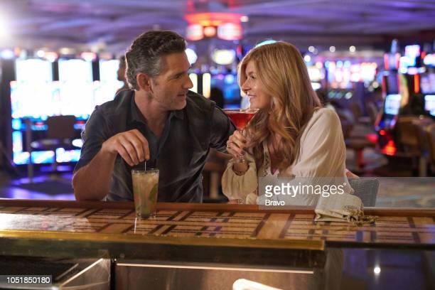 JOHN Approachable Dreams Episode 101 Pictured Eric Bana as John Meehan Connie Britton as Debra Newell
