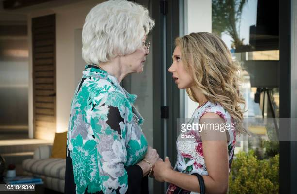 JOHN 'Approachable Dreams' Episode 101 Pictured Jean Smart as Arlene Hart Juno Temple as Veronica Newell