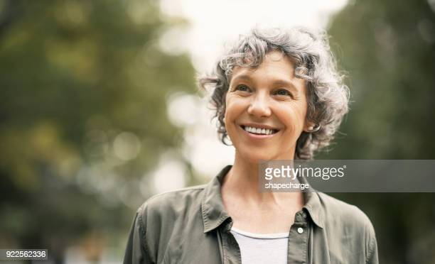 approaching age with confidence - older woman stock pictures, royalty-free photos & images