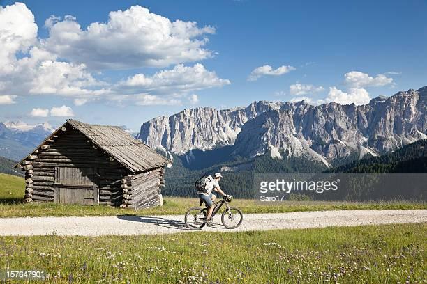 S'approcher Gruppo delle Odle, Tyrol du Sud