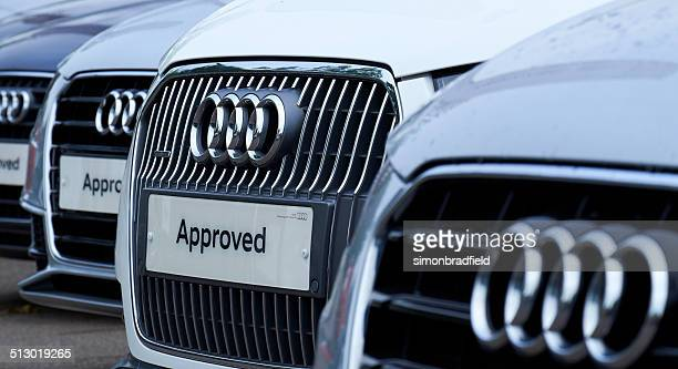 Approved Audi
