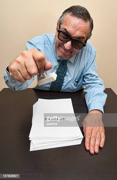 Approving legal documents