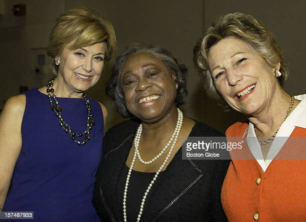 Approximately 300 guests attended the 10th Anniversary Celebration for The Bessie Tartt Wilson Initiative for Children held at the JFK Library in...