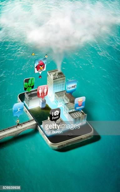 Apps city