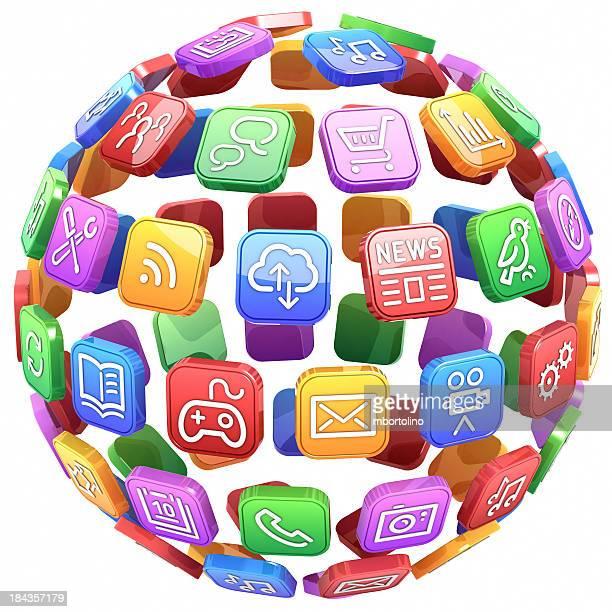 Apps globe