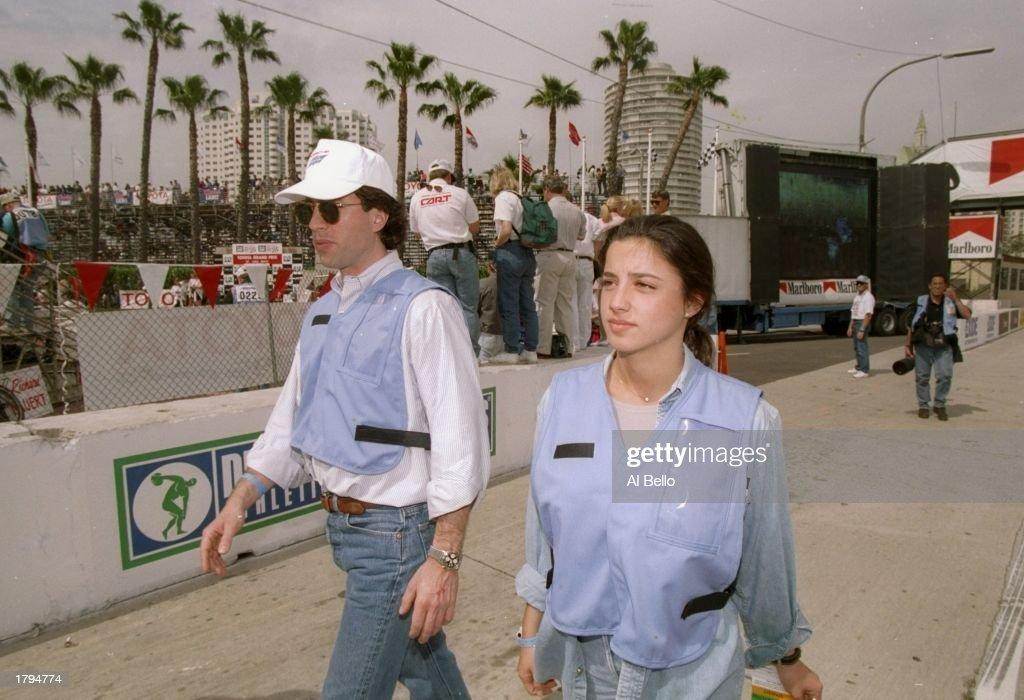 Long Beach GP : News Photo