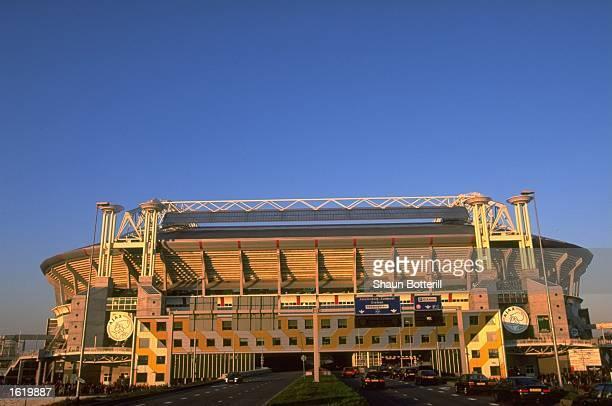 General view of the Amsterdam Arena, home of Ajax Amsterdam in Holland. \ Mandatory Credit: Shaun Botterill /Allsport