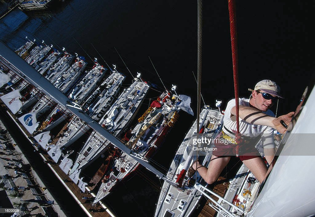 Ocean Rover, Jon Hirsh : News Photo