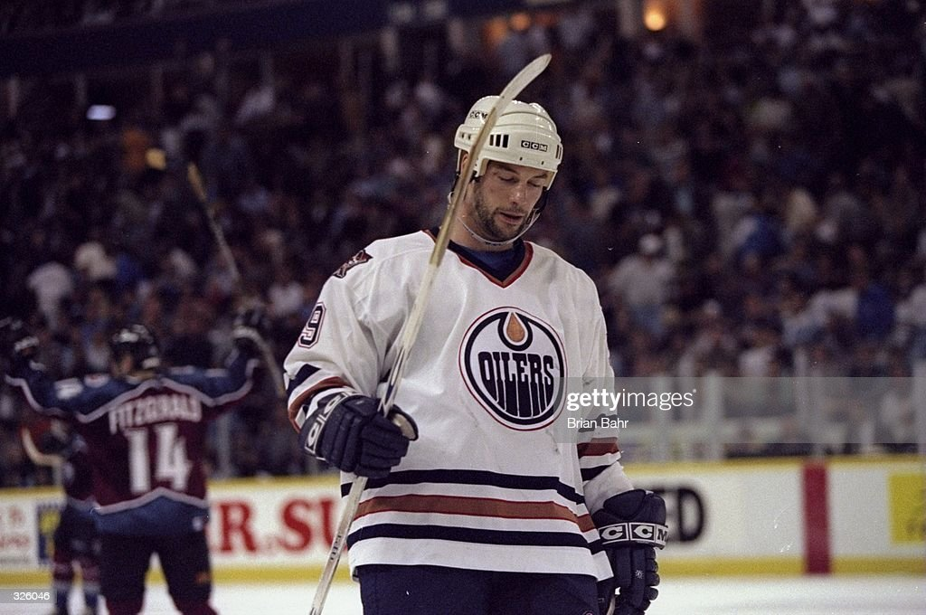 Bill Guerin Oilers : News Photo