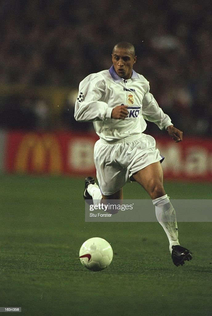 Carlos Dortmund roberto carlos of and madrid in pictures getty