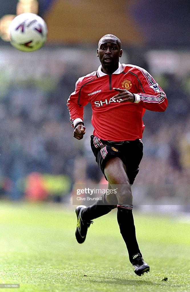 Andy Cole : News Photo