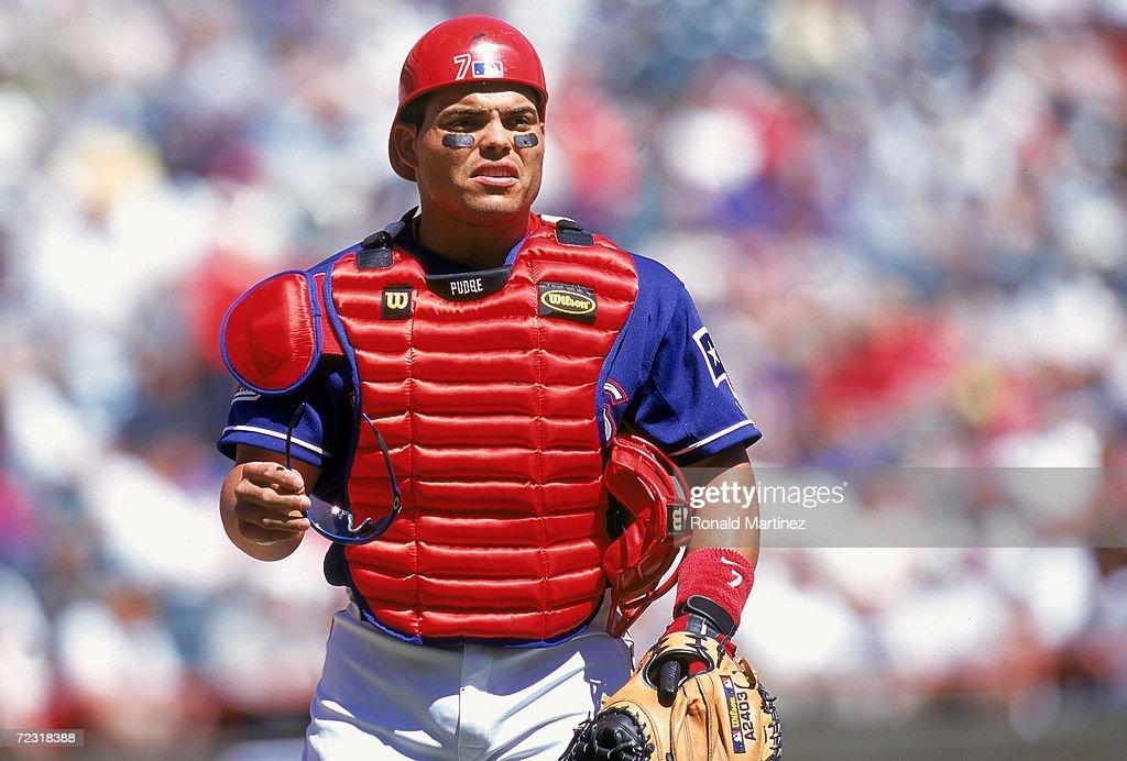 Ivan Rodriguez #7 : News Photo