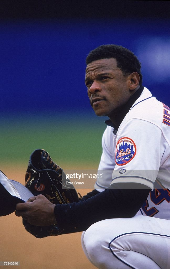 Rickey Henderson #24 : News Photo