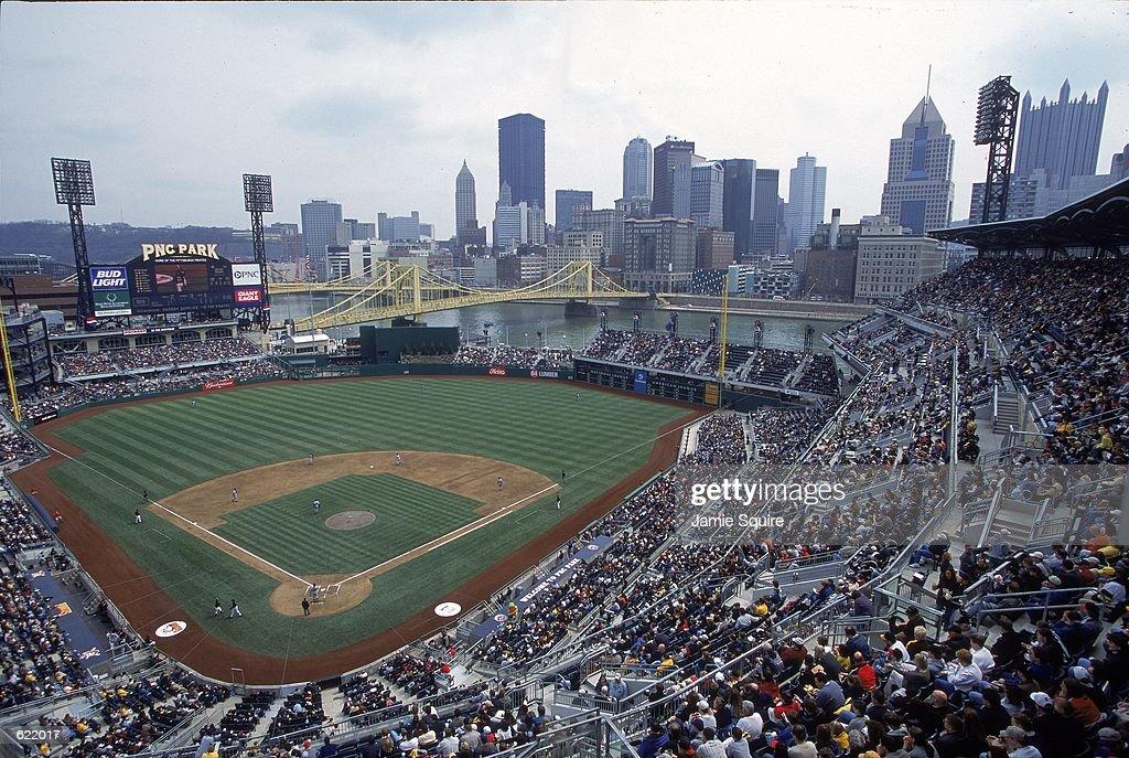 View of Stadium : News Photo