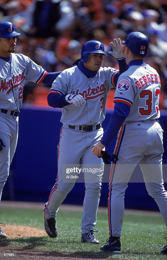 Jose Vidro, Montreal Expos | Baseball Memories | Pinterest | MLB a ...