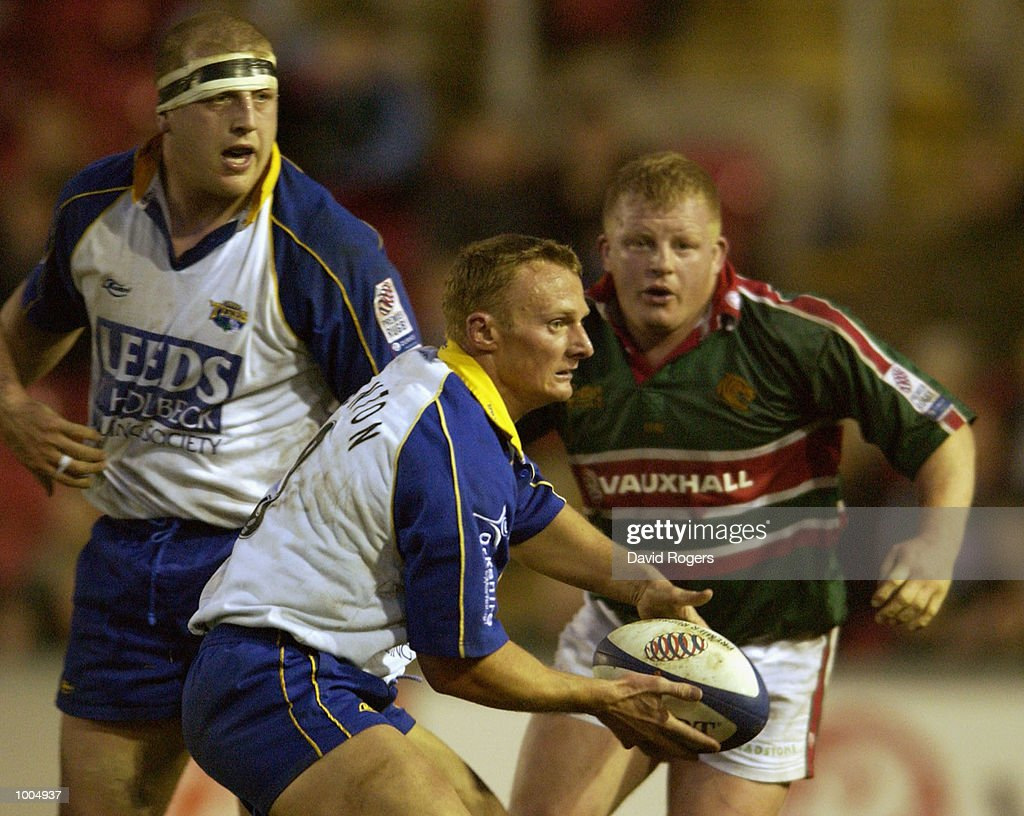 Leicester Tigers v Leeds x : News Photo