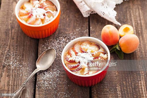 apricot cake - carolafink stock photos and pictures