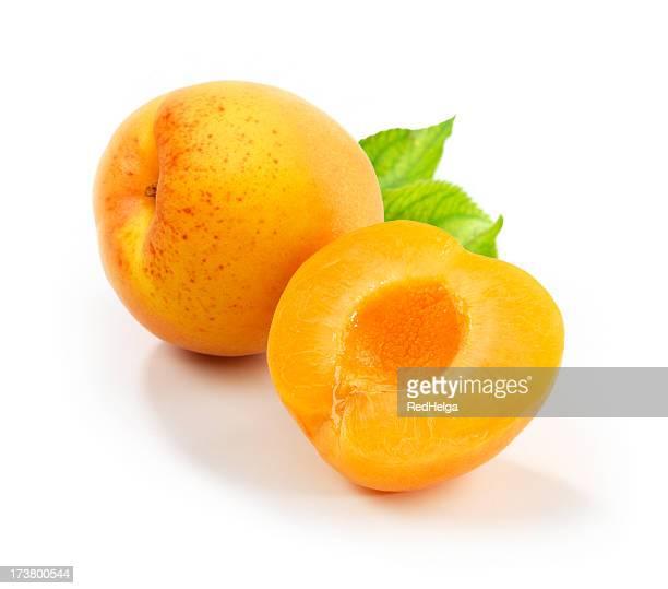 Abricots avec Leafs