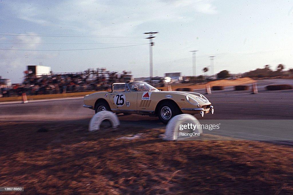 Sebring 1967 - Ferrari Ladies : News Photo
